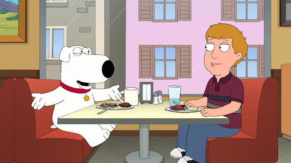 Watch Family Guy Season 12 Episode 11 Brian's a Bad Father