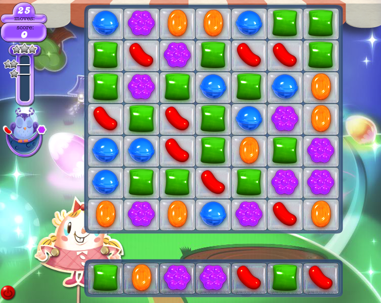 Beat Candy Crush Dreamworld Level 80 Twilight Egg Owl Odus
