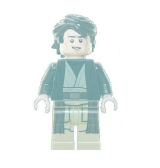 how to make a custom lego yoda