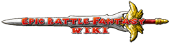 Epic Battle Fantasy Wiki Wordmark