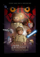Lego Star Wars Episode 1 Poster