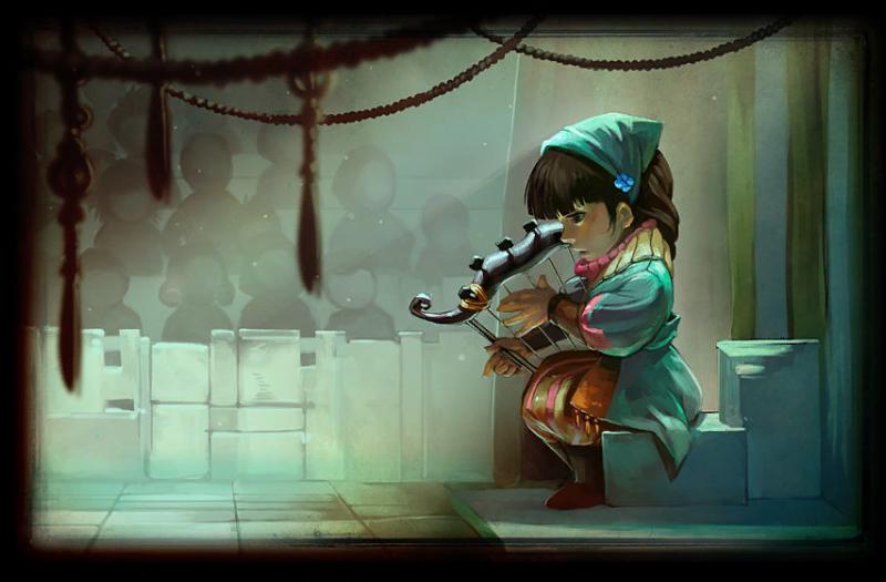 Artistry in Games Ending_restoration_Zia Musical Moments: Bastion Series  zia musical moments music muscial moments bastion