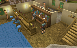 Barcrawl Varrock (south)
